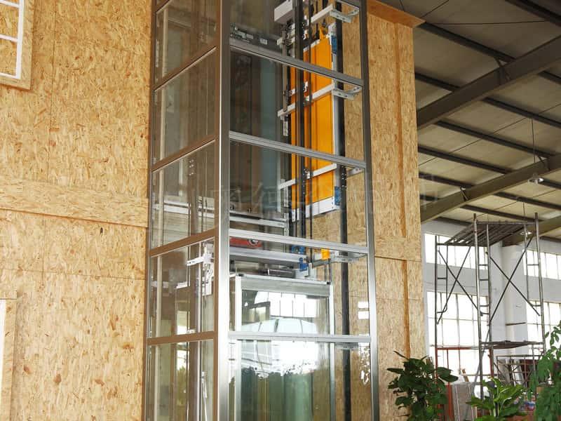 龙门式电梯 OTLM2000